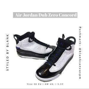 Air Jordan Dub Zero Concord (2016)